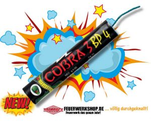 Cobra 3 BP4 Böller
