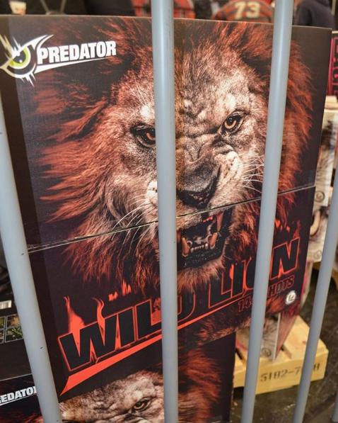 Lesli Wild Lion - Neuheit 2019