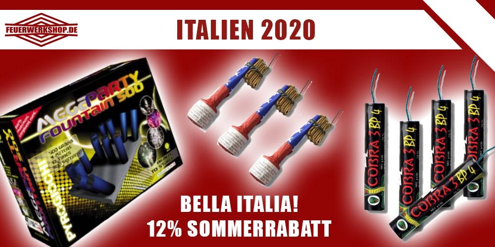 Buona giornata Italy - Grüsse nach Italien