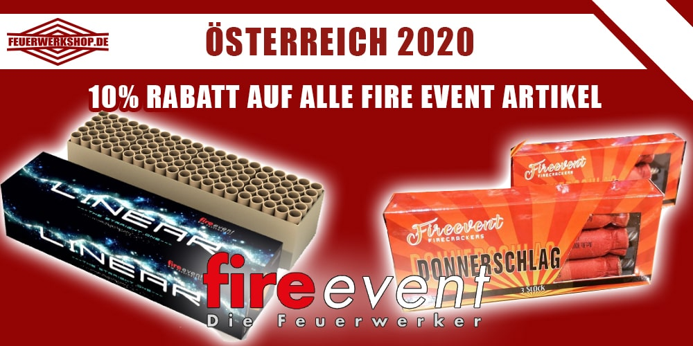Feuerwerkshop Urlaubstour - Österreich